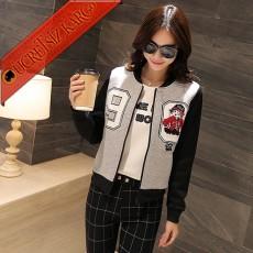 * Armalı Ceket Kareli Pantolon Japon Takım Gri S-L