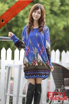 * Alice Harikalar Diyarı Japon Mevsimlik Elbise