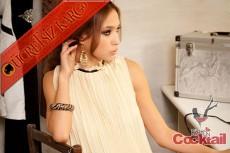 * BÜZGÜLÜ BÜST japon taşlı abiye elbise