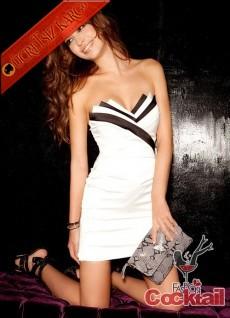* KESKİN BÜST katı form saten japon abiye elbise