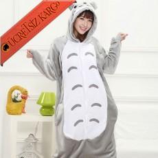 * Sevimli Ayıcık Japon Pijama S-Xl
